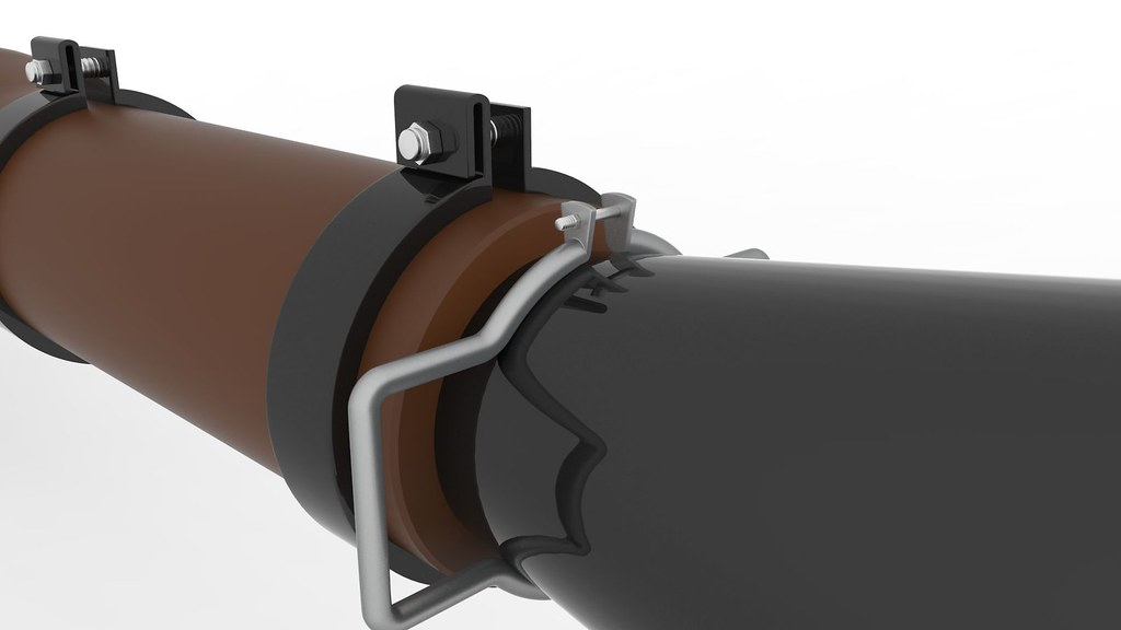 RPG Rocket Launcher Textured 3d Model