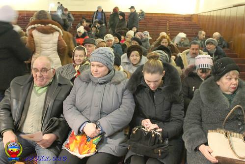 Конференция Светловодской городской организации Партии Пенсионеров Украины 28 января 2014 г. (1)