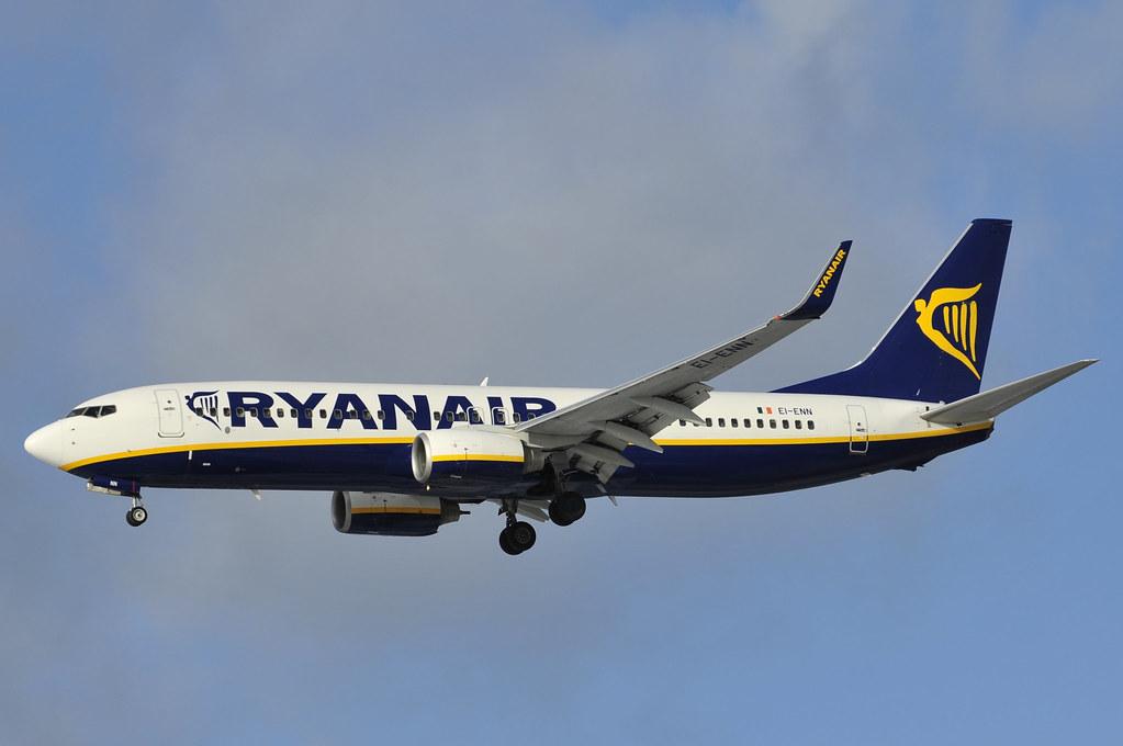 EI-ENN - B738 - Ryanair