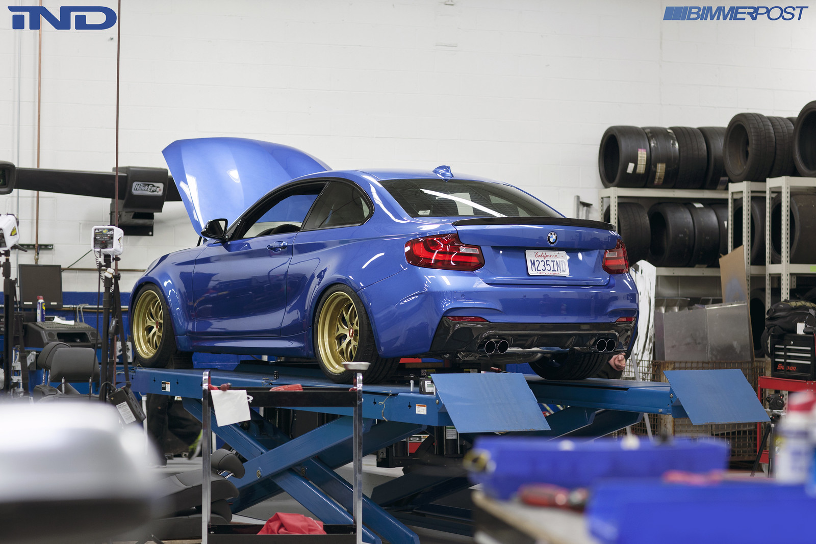 Photoshoot Widebody BMW M235i