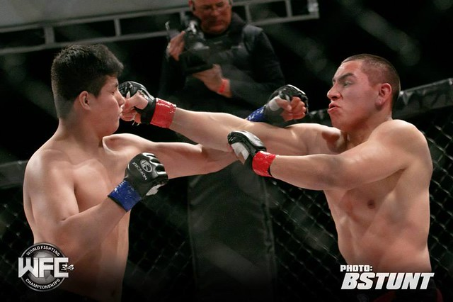 WFC 34 MMA at GSR February 7th,2015