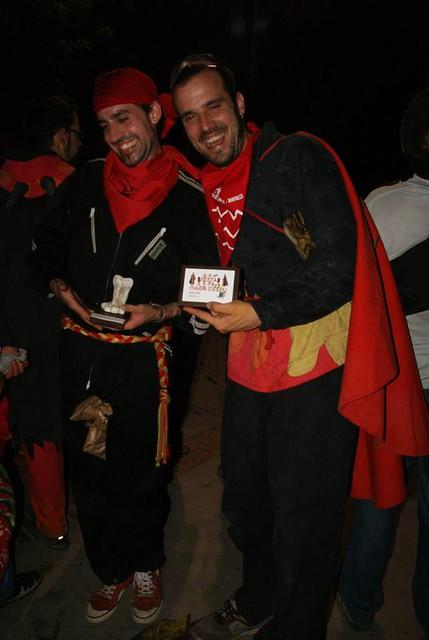 Correfoc a Sant vicenç dels horts 2014