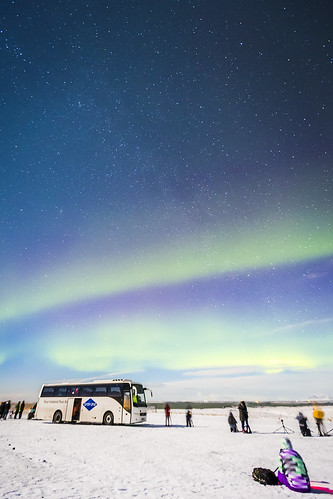 20150129_F0001: We are hunting for northern lights