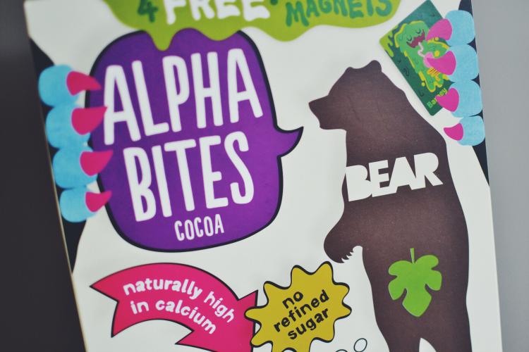 alphabites bear