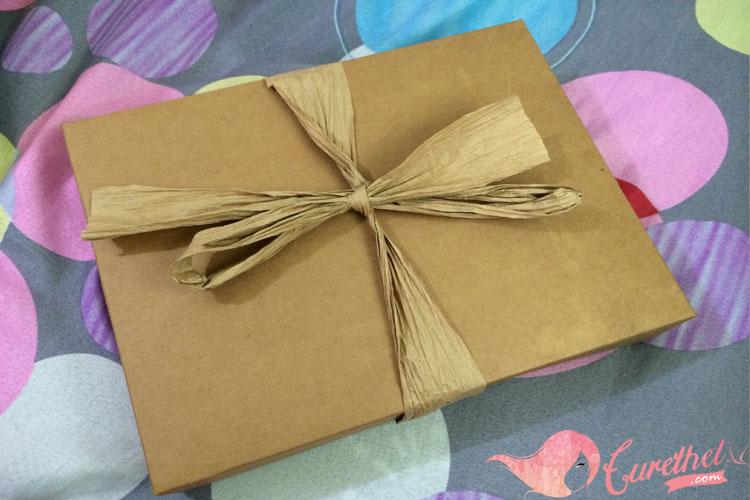 prize in a box