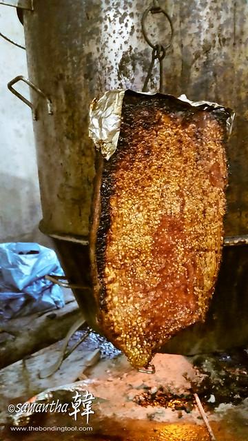 Sg Lembing Roasted Pork