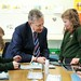 Visit to Elmgrove Primary School in East Belfast, 4 February 2015