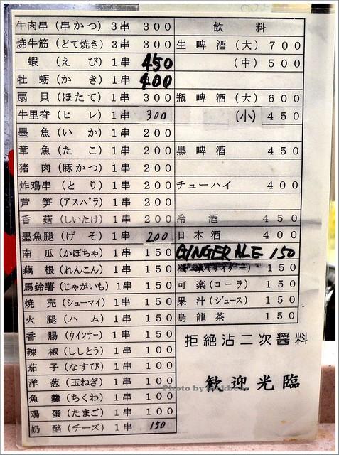 大阪美食動物園前站八重勝串炸004-DSC_3145