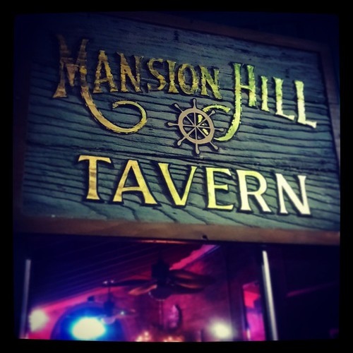 Mansion Hill Tavern in Newport...
