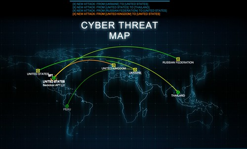 Cyber Threat Map 2015-02-12 10-14-03