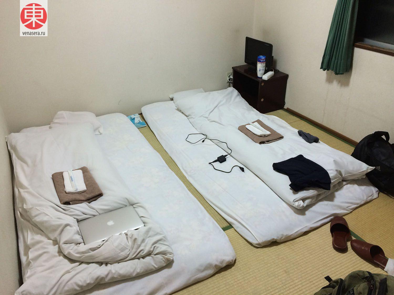 Отель в г. Осака