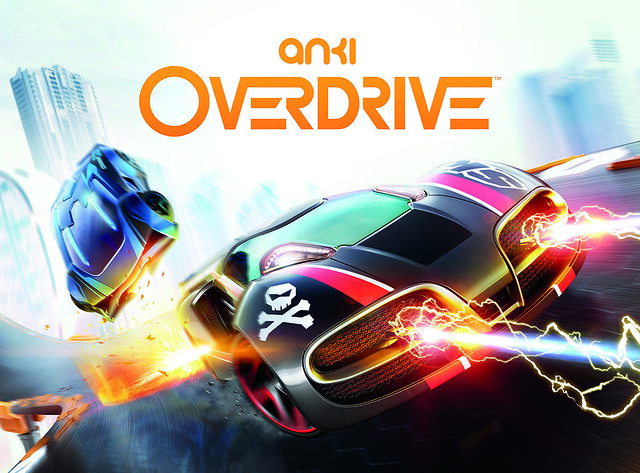 Anki OVERDRIVE Keyart with logo