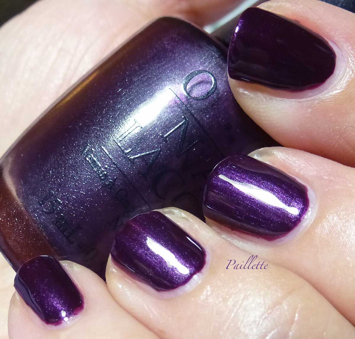 Paillette: a little nail polish journal: A Plentitude Of Passionate ...