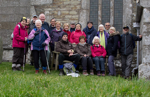 U3A Walking Group Cardinham Church