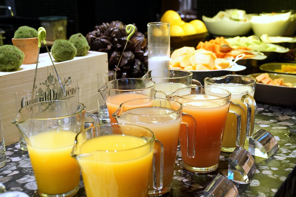 Four seasons hotel sydney - review, breakfast-014