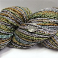 Goat Rock handspun, close up