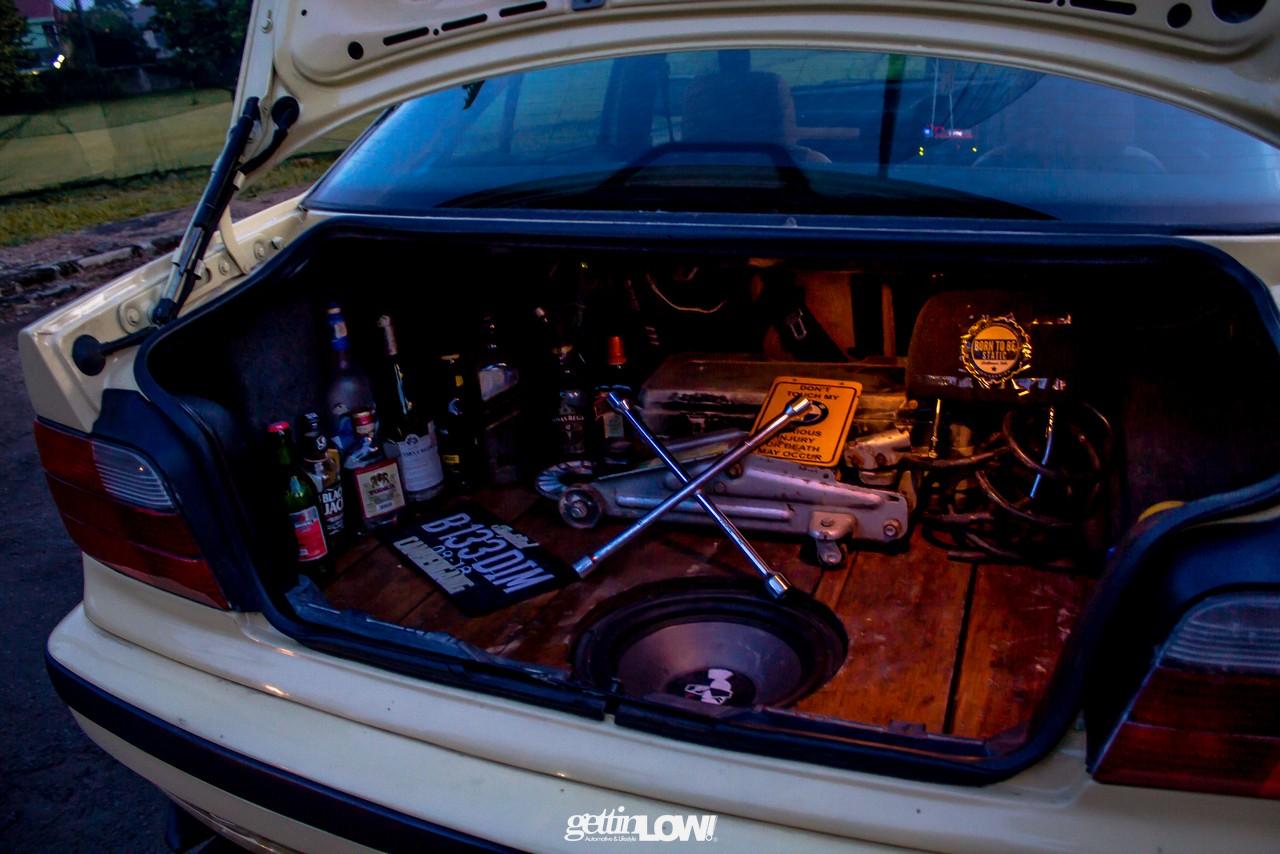 Dimas Angga BMW E36