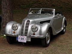 BMW 327 Kabriolet 1938