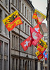 Geneva & Switzerland flags