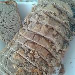 Pão de Berinjela - Sem Glúten