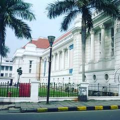 Museum Bank Indonesia, kawasan Kota Lama