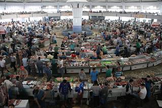 Chorsu Market