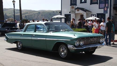 1961 Chevrolet Impala 4 Door Sedan 'AWM 213 ...