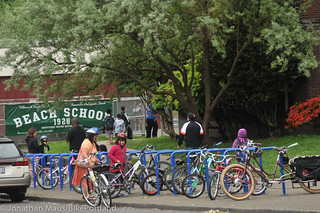 Bike to School Day in NoPo-11