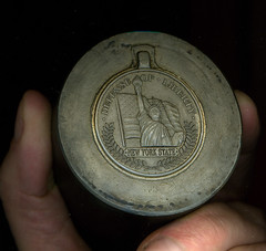 Statue of Liberty fob die