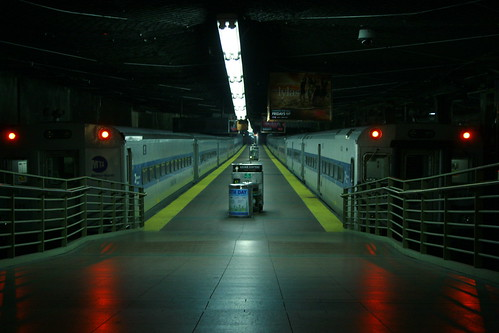 5.9 - Train Platform