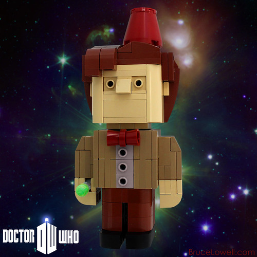 LEGO Eleventh Doctor