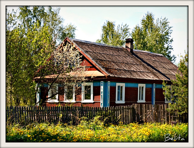 SPRING - COUNTRYSIDE COTTAGE