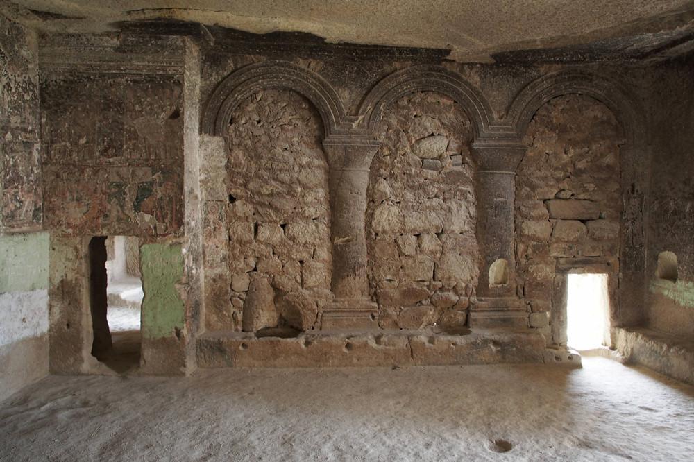 Cappadocia - 'Kilisesi', Çavuśin