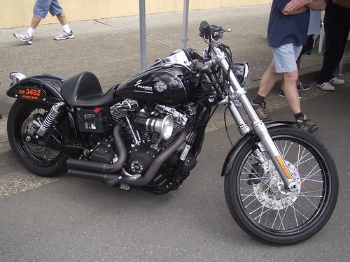 2012 Harley Davidson Drag Bike