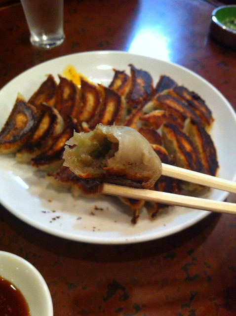 It was the best Gyoza Ive ever had!!
