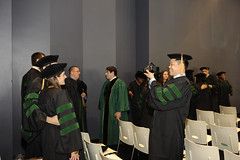 Medical School Commencement Ceremony, Class of 2013, Boonshoft School of Medicine, Dayton, Ohio
