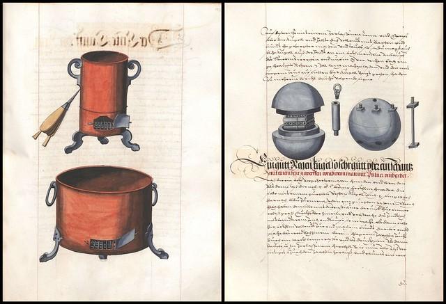 Feuerwerksbuch 389 + 410