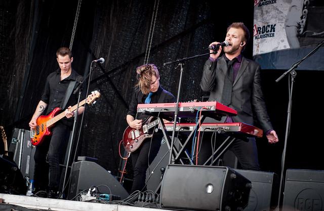 Leprous: Live at Sweden Rock Festival