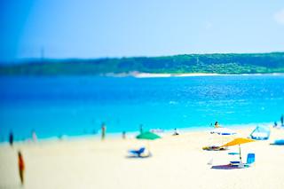 Shirahama beach @ Miyako island, Okinawa