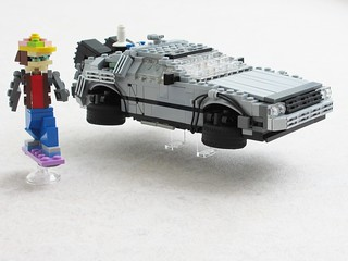 DeLorean time machine (1)