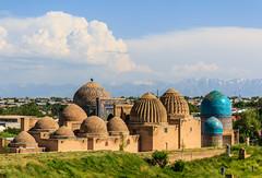 Shah-e-Zinda, Samarkand, Uzbekistan (Unesco world heritage)