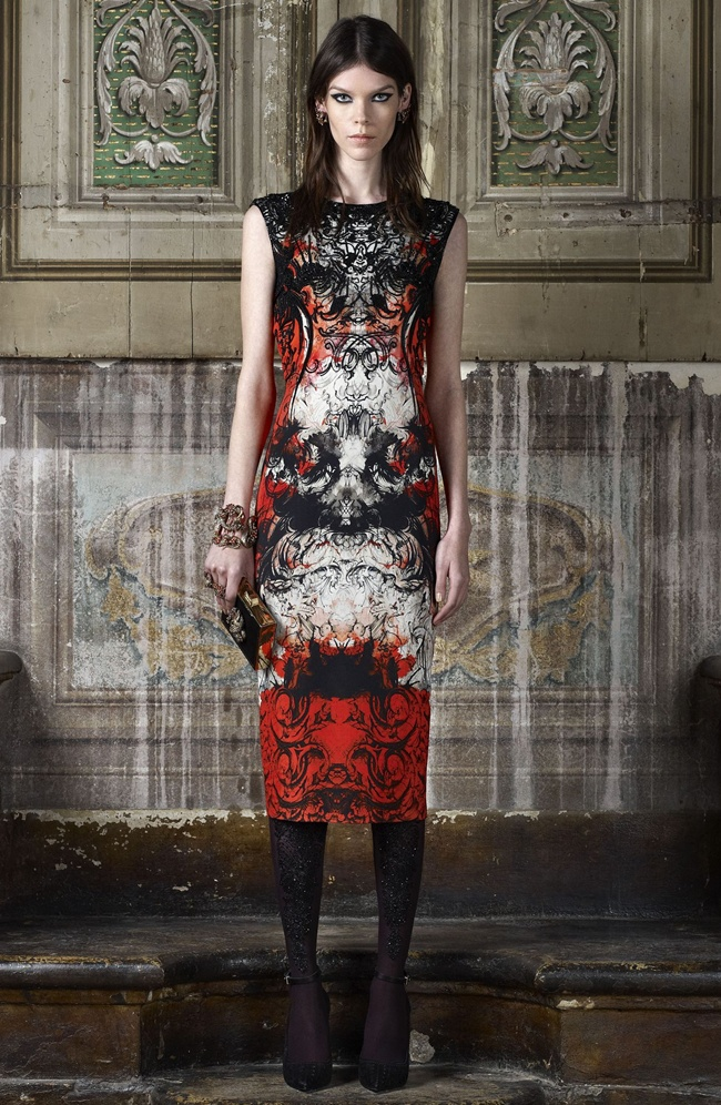 b Roberto Cavalli Pre-collection FW 2013-14
