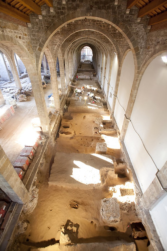 Drassanes Reials de Barcelona. Necròpolis romana