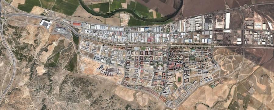 Santa María de Benquerencia, Toledo, Holy Mary of the Dearlyloved, después, urbanismo, planeamiento, urbano, desastre, urbanístico, construcción, rotondas, carretera