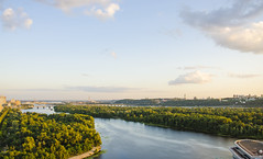 Dnipro & Right bank of the Kyiv