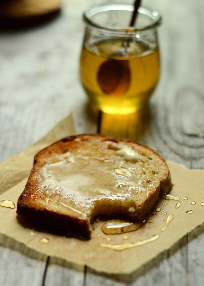Buttermilk Oatmeal Bread | Buttered Side Up