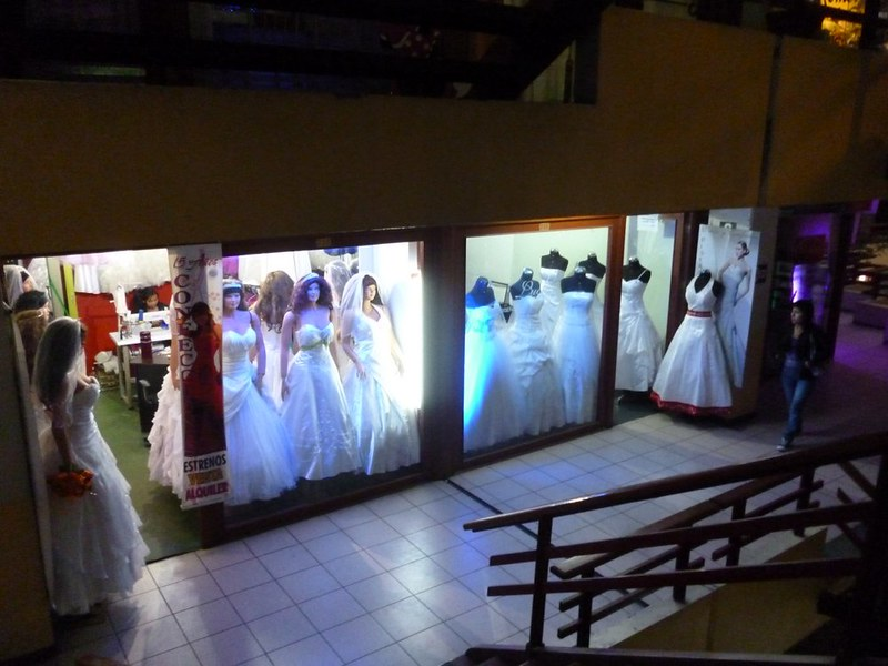 Wedding dresses in Arequipa