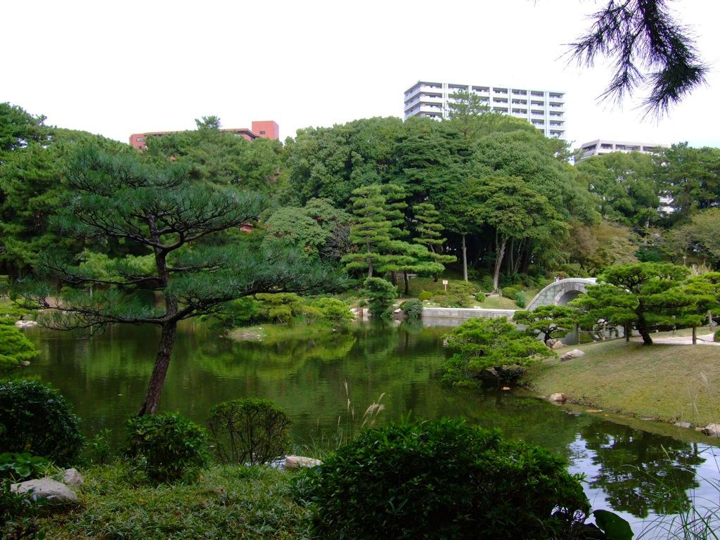 Japanese Garden in Hiroshima 2