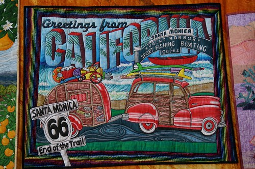 Route 66 Quilt Exhibit, Joplin, Missouri