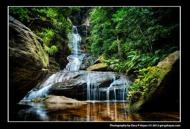 Empress Falls, Wentworth - Revisited